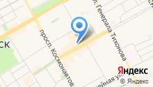 Анюта.ru на карте