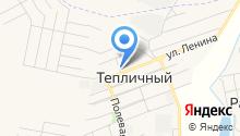 Магазин продуктов на ул. Ленина на карте
