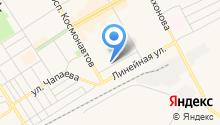 Нотариус Бугаенко Е.А. на карте