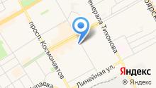 Участковый пункт полиции №2 на карте