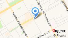 Калина, ТСЖ на карте