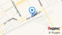 Ветзоосервис на карте