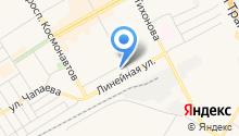 Черногорская строительная компания на карте