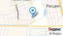 Консервный завод на карте