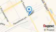 AutoPaint на карте