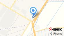 ХакАвтоЦентр на карте