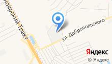 СПК Сибирь на карте