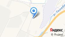 Автомойка на ул. Молодёжный квартал на карте