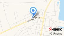 Автомойка на ул. Щорса, 39 к1 на карте