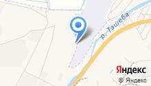Южно-Сибирский поисково-спасательный отряд МЧС России на карте