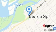 Администрация Алтайского района на карте