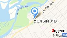Белоярская детская музыкальная школа на карте