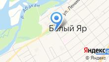 Алтайская районная коллегия адвокатов на карте