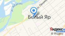 Прокуратура Алтайского района на карте