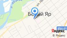 ЗАГС Алтайского района на карте