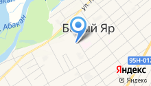 Администрация Белоярского сельсовета на карте
