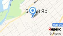 Алтайская центральная районная библиотека на карте