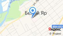 Центр занятости населения Алтайского района, ГКУ на карте