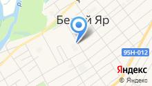 Уголовно-исполнительная инспекция Управления ФСИН по Республике Хакасия на карте