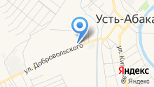 Vostok на карте