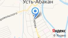 Восход-4 на карте