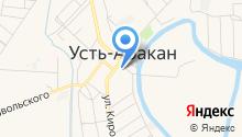 Усть-Абаканская централизованная библиотечная система на карте