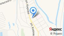 Совет депутатов Усть-Абаканского района на карте