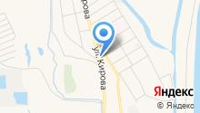 Федеральная кадастровая палата Росреестра, ФГБУ на карте