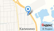 Зубарев А.М. на карте