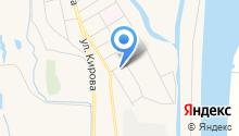 Усть-Абаканская детская поликлиника на карте