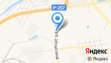 Автообувь на карте