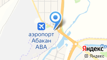 ХакасАвтодилер на карте