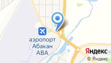TOP-RAZBOR на карте