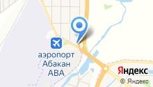 Магазин хозтоваров на ул. Ленина на карте