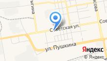 TESTOsterone на карте