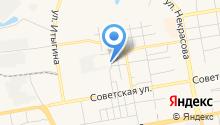 Компания по эвакуации автомобилей на карте