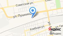 Абакан ТракСервис на карте