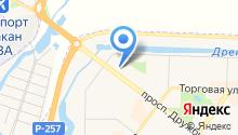 АВТОЦЕНТР КГС на карте