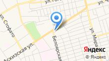 MISS на карте