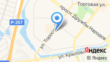 Lucomoria на карте