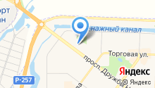 ErgakiLand на карте