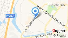 Profimaster на карте