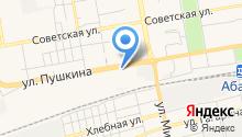 Центр рессорной продукции на карте