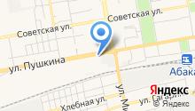 AUTOРАЙ на карте