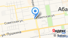 ECO Print на карте