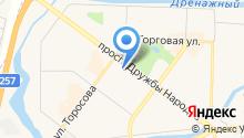 Mobimix на карте