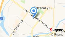 Homelife на карте