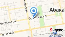 ARTSHOW Юлии Варлашкиной на карте