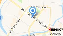 LILY на карте