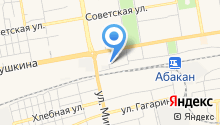 SOZDAWAY на карте